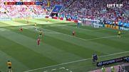 World Cup 2018 Белгия - Тунис