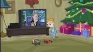 Коледната Ваканция на Финиас и Фърб