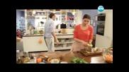Кренвиршки, лесно тирамису, салата с крекери - Бон Апети (19.03.2013)