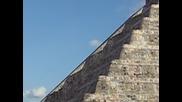 2 Пролетното равноденствие в Чичен Итца - Пирамидата, 21.03.2012 г.