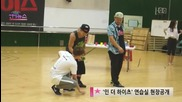 150819 'in the Heights' Musical Rehearsal - Sungkyu Interview Cut
