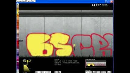 Graffiti Making - Oscrew