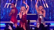Kylie and Dannie Minogue - 100 Degrees (live from the Royal Albert Hall)