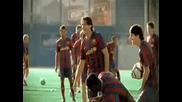 New Nike promo advert with Cristiano Ronaldo, Ibrahimovich, Fernando Torres, Cannavaro & Arsene Weng