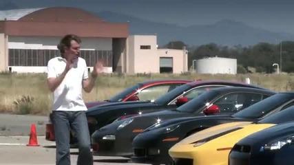 11-те най-бързи коли в света - Кой е по-бърз?!