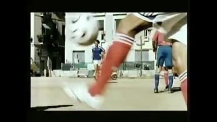 Zidane, Kaka, Beckham Pele play with Jose !