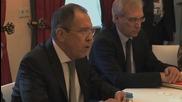 Germany: S. Korean FM hails Lavrov's leadership over Syria peace plan