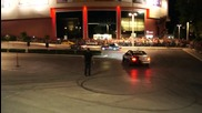 Дрифт шоу в мол Варна Част - 14-авг-2012