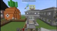 моят Creativ свят на minecraft