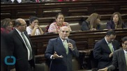 Guatemala Lawmakers Name Judge to Replace Vice President