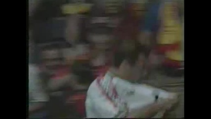 *христо Стоичков* Сащ - 94 Евро - 96 и неговите 9 гола!