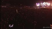 Ricky Martin - La Bomba - Por Arriba, Por Abajo - Estadio Nacional Chile 24-10-2014
