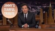 Jimmy Fallon's tribute to his mom will make you cry