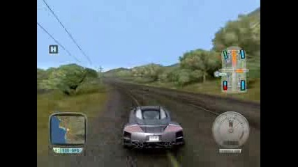 Test Drive Unlimited - Furious Car