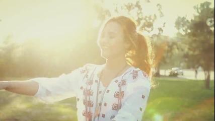 New! Demi Lovato - Give Your Heart a Break