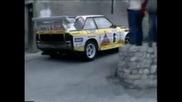 Audi S1 Quattro Group B Rally car