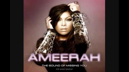 Ameerah - The Sound Of Missing You (dave Ramone Club Mix)