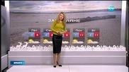 Прогноза за времето (18.12.2015 - обедна)