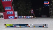 E.on Ibu World Cup Biathlon - Womens Sprint 7,5 Km 2013.11.29