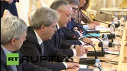 "Russia: No need for ""excessive pessimism"" in Russo-Italian relations - Lavrov"