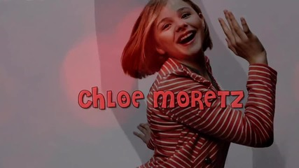 Chloе Grace Moretz loves you, is that okay?!