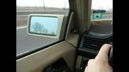 Flogger on the autobahn - cruising
