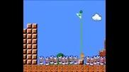 Супер Марио прави стриптийэ на пилона