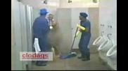 Скрита Камера С Голяма Змия В Тоалетната - Много Голям Смях