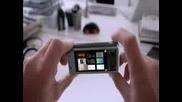 Sony Ericsson Xperia X1 Demo Tour