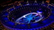 Церемония По Закриването На Олимпийските Игри Лондон 2012 - Spice Girls