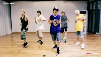 [ch.brave] 16 Run N Run Dance Practice
