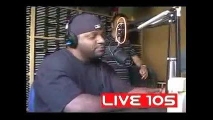 Този Е Ненормален имитира гласовете на Snoop dogg Dmx и Jay - Z в радио шоу