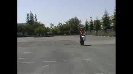Lud Motorist Na Xonda