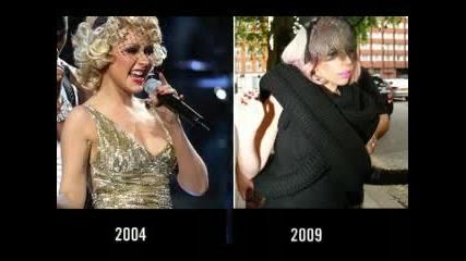 Сhristina имитира Gaga !? Я пак !