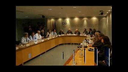 Артур Мас беше утвърден отново за премиер на Каталуния