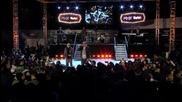 Wisin y Yandel - Te Siento live