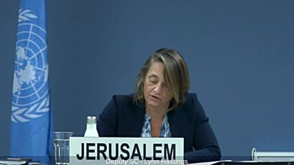 UN: Israel and Hamas May clashes 'further exacerbated humanitarian crisis' - Middle East special coordinator