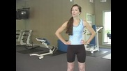 Удари в бокса Фитнес тренировки програми и диети