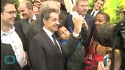France's Sarkozy, on Comeback Trail