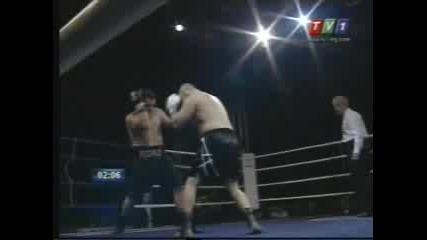 Коко Тайсъна И Александър Пацов - 1 - 2 Рунд