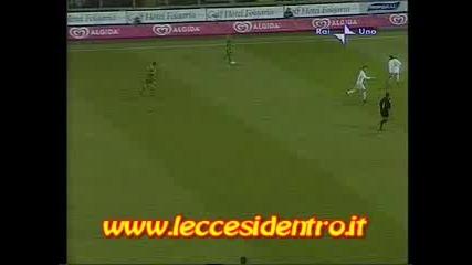 Parma - Lecce Vucinic