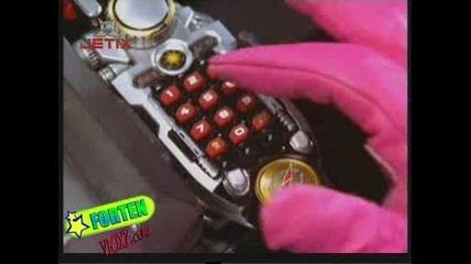 Power Rangers - Operation Overdrive Ep06 Bg Audio