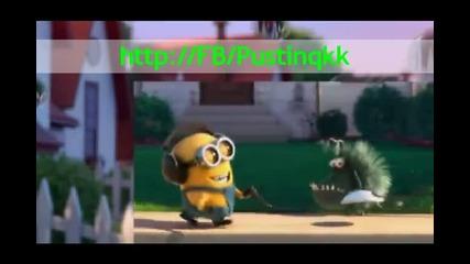 Пустиняк слуша сръбско и дири пес(смях)