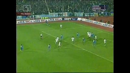 Levski - Udinese 2 - 1