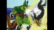 Dragon Ball Z - Cant Touch Super Vegeta