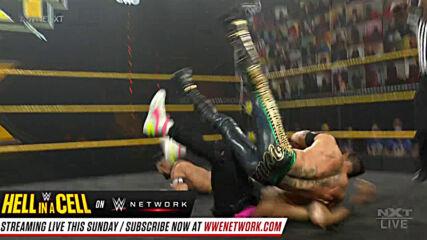 "Isaiah ""Swerve"" Scott, Jake Atlas & Ashante ""Thee"" Adonis vs. Legado del Fantasma: WWE NXT, Oct. 21, 2020"