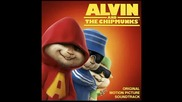 Алвин и катеричоците-bring Me To Life by Evanescense (chipmunks)