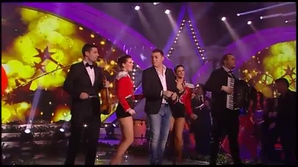 Sloba Vasic - Ljubav u srcu Balkana - GNV - (TV Grand 01.01.2015.)