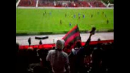 Локо - Левски - 1:0 (част 1)
