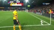 Уулвърхемптън - Манчестър Юнайтед 2:1 /репортаж/